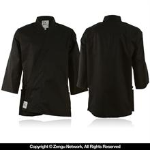 7 oz. Black Lightweight Karate Jacket